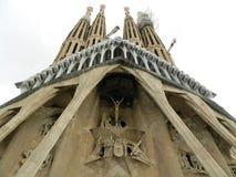 Страсть Gaudi стоковая фотография