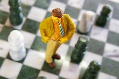 стратегия бизнеса Стоковые Фотографии RF