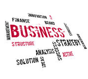 Стратегия бизнеса Стоковые Фото