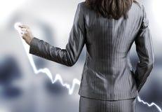 Стратегия бизнеса Стоковое Изображение RF