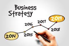 Стратегия бизнеса стоковая фотография rf