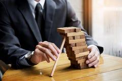 Стратегия планирования, риска и богатства в концепции дела, деле Стоковые Изображения