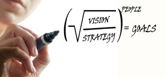 стратегия стоковое изображение