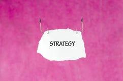 стратегия Стоковые Изображения RF