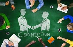 Стратегия s совещания по планированию сотрудничества метода мозгового штурма классн классного Стоковое Изображение RF