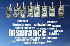 Страхования Стоковое Фото