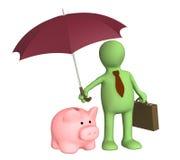 страхсбор вкладов банка бесплатная иллюстрация