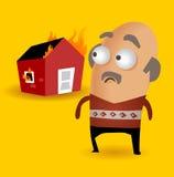 Страхсбор дома бесплатная иллюстрация
