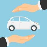 страхсбор принципиальной схемы автомобиля предпосылки изолированный над белизной бесплатная иллюстрация