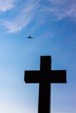 Страх летания Стоковые Изображения RF