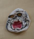 Страшная маска для партии, фестиваля стоковые фото
