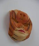Страшная маска для партии, фестиваля стоковые изображения