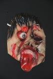 Страшная маска для партии, фестиваля стоковая фотография rf
