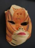 Страшная маска для партии, фестиваля Стоковое фото RF