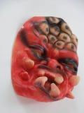 Страшная маска для партии хеллоуина Стоковое Фото