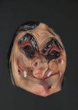 Страшная маска для партии хеллоуина Стоковая Фотография RF