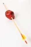 стрелка яблока Стоковая Фотография RF