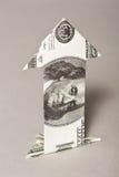 Стрелка Bill доллара Стоковые Фотографии RF