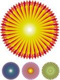 стрелки круглые Стоковая Фотография RF