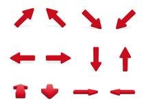 стрелки Стоковое Изображение RF