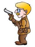 стрелок Стоковое Изображение RF