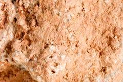 Стрельба макроса естественной драгоценной камня Текстура минерального селенита абстрактная предпосылка Стоковые Изображения