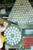 стрельба Стоковые Фото