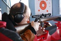 стрельба Стоковая Фотография RF