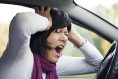 Стресс в движении Стоковые Изображения