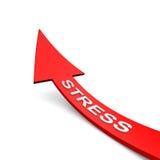 Стресс Стоковое фото RF