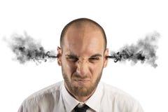 Стресс Стоковая Фотография RF