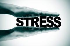 Стресс Стоковое Фото