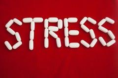 Стресс Стоковое Изображение