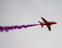 Стрелки красного цвета RAF Стоковая Фотография