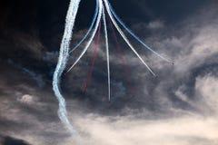 стрелки красные Стоковые Фото