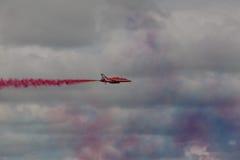стрелки красные Стоковые Фотографии RF