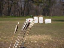 Стрелки для смычка Стоковое Фото
