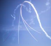 Стрелки RAF красные, Портсмут стоковое изображение rf
