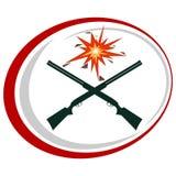 Стрельба ловушки 3 Стоковая Фотография