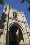 Строб аббатства в St Edmunds хоронити Стоковые Изображения