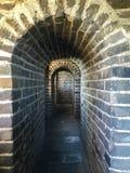 Строб башни Великой Китайской Стены Стоковые Фотографии RF