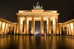 строб Германия berlin brandenburg стоковые фото