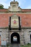 Строб города Лилля, Франции Стоковые Фотографии RF