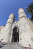 Строб города Генуи старый Стоковые Изображения RF