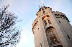 Строб города строба Брюсселя Галле (сторона Свят-Gilles) Стоковое фото RF