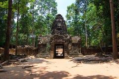 Angkor Thom Стоковые Изображения RF