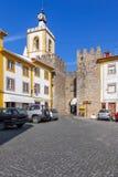 Строб городка (Porta da Vila) Nisa Стоковая Фотография RF