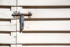 строб деревянный Стоковое Изображение RF