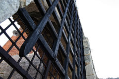 Строб замока Стоковое Фото