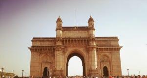 строб Индии стоковые изображения